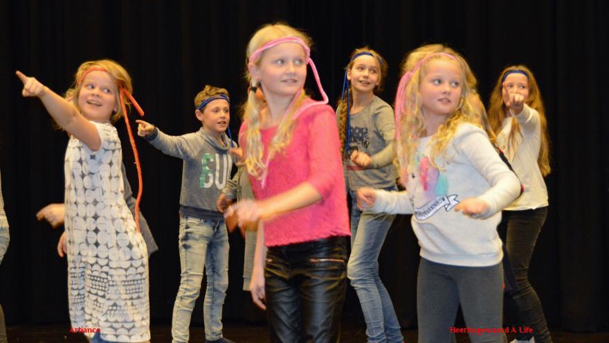 Hemelvaartsworkshop Musical