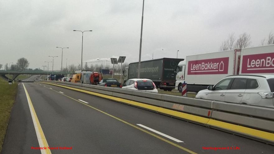 Afsluiting Leeghwaterbrug uitgesteld